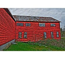 old tannery building Photographic Print