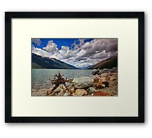 Moose Lake, BC, Canada Framed Print