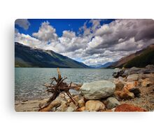 Moose Lake, BC, Canada Canvas Print
