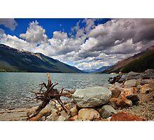 Moose Lake, BC, Canada Photographic Print