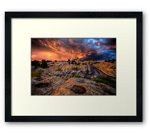 The Kremsdorf Framed Print