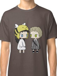 Babies Cas and Dean Classic T-Shirt