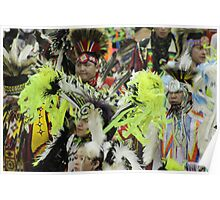Blackfoot Men Poster