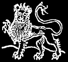 LEO, Signs of the Zodiac, The Lion, Birth Star, Horoscope, Astrology by TOM HILL - Designer