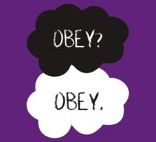 OBEY by shaneisadragon