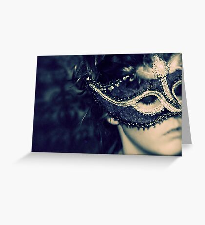 ~ the belle of the ball ~ Greeting Card