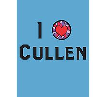 I Heart Cullen Photographic Print