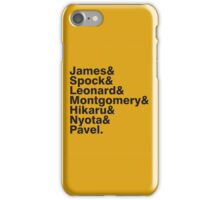 The Original Crew iPhone Case/Skin