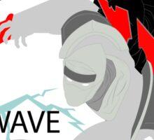 ShockWave Zed Sticker