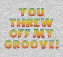 Thrown Off Groove Kids Tee