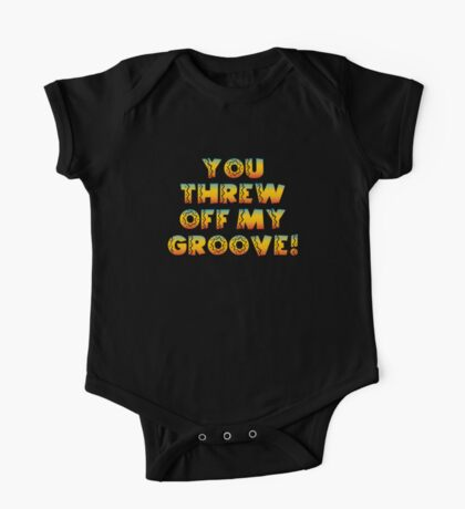 Thrown Off Groove Kids Clothes