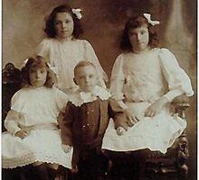 Sisters & Nephew - circa 1910 by EdsMum
