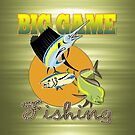 Big Game Fishing by SpiceTree