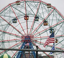 Wonder Wheel by BOBBYBABE