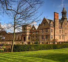 Rufford Abbey by Ray Clarke