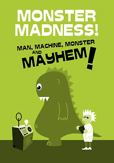 Mad Scientist by robotrobotROBOT