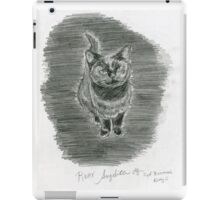 Rover Angelica iPad Case/Skin