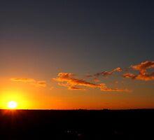 Victorian sunset by Natasha M