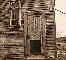 Door to the Past by Chris Hardley