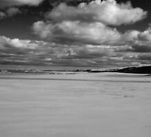 Big sky beach by Copperhobnob