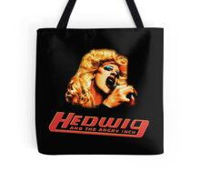 Hedwig and the Angry Inch Comic Book/Pop Art Tote Bag