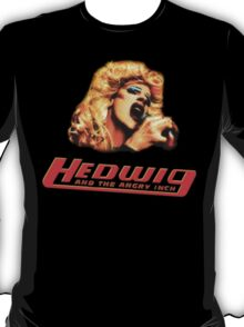 Hedwig and the Angry Inch Comic Book/Pop Art T-Shirt