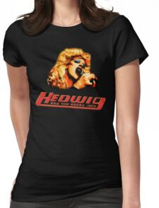 Hedwig and the Angry Inch Comic Book/Pop Art Womens Fitted T-Shirt