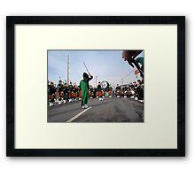 Swinging in Pollagh Framed Print