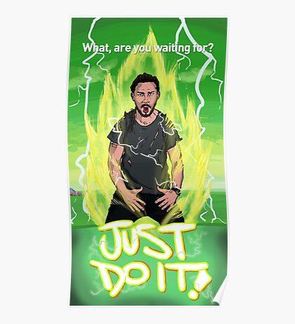 Super Shia Motivation! Poster