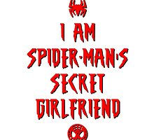 I am Spider-man's secret Girlfriend by River-Pond