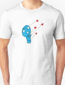 Love is scary... And its got me! Unisex T-Shirt