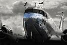 DC-3 Dakota Norway by Nigel Bangert