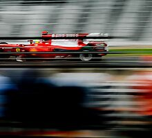 Capturing the Speed - F1 GP - Melbourne 2010 - #1 by Mark Elshout