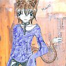 Cat Boy by Akiqueen