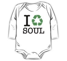 I Recycle Soul One Piece - Long Sleeve