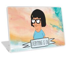 Tina Everything is OK Laptop Skin