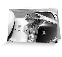 Classic Car 118 Greeting Card