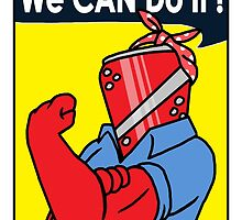 We CAN Do It by Seth Harris