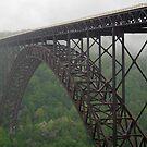 New River Gorge Bridge by Monnie Ryan