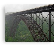 New River Gorge Bridge Canvas Print