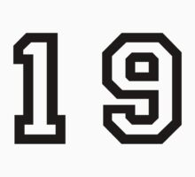 Number Nineteen by sweetsixty