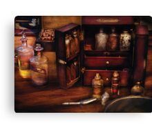 Doctor - Medical Kit Canvas Print