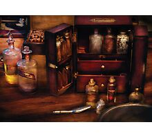 Doctor - Medical Kit Photographic Print