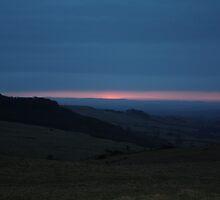 Vernal Equinox Lough Crew Dawn by Caoimhe Mc Carthy