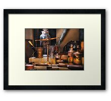 Doctor - The medical profession Framed Print