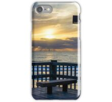 VIEW TO A SUNSET iPhone Case/Skin