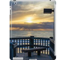 VIEW TO A SUNSET iPad Case/Skin