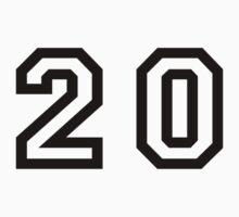 Number Twenty by sweetsixty