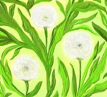 Dandelions by eyewrisz