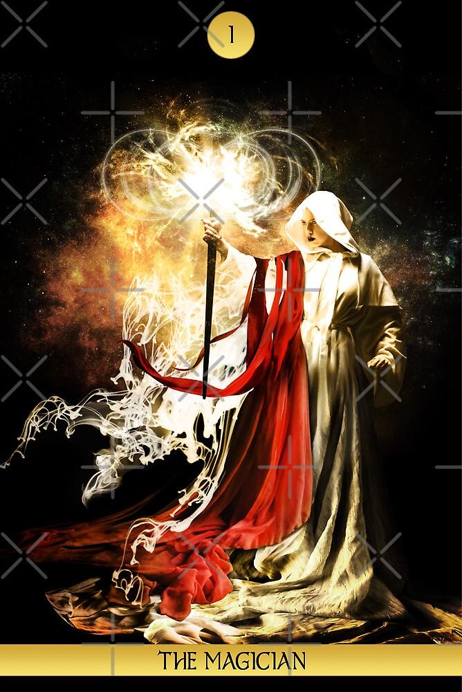 I - The Magician by Manolya  F.